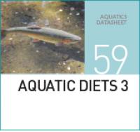 Специализированная диета AQUATIC DIETS 3