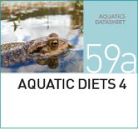 Специализированная диета AQUATIC DIETS 2