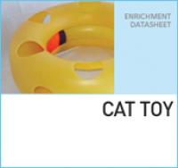 Игровое кольцо с шаром CAT TOY