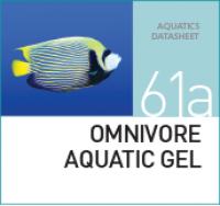 Специализированный гель для всеядных водных видов OMNIVORE AQUATIC GEL