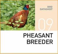 Корм для разведения фазанов Pheasant breeder