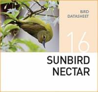 Корм для птиц нектарниц Sunbird nectar