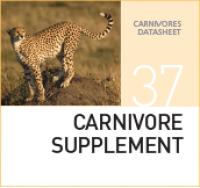 Добавка для плотоядных Carnivore Supplement