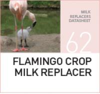 Заменитель молока для вскармливания молодняка фламинго FLAMINGO CROP MILK REPLACER