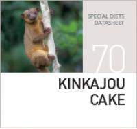 Корм для кинкажу KINKAJOU CAKE