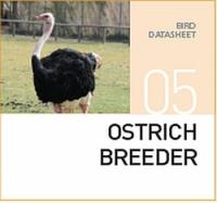Корм для разведения страусов Ostrich breeder