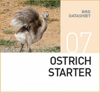 Корм для выращивания страусинного молодняка Ostrich starter