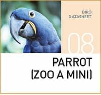 Корм для попугаев Parrot (zoo a mini)