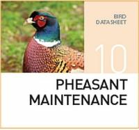 Корм для содержания фазанов Pheasant maintenance