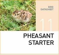 Стартовый корм для фазанов Pheasant starter