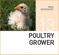 Корм для выращивания молодняка птицы Poultry grower