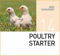 Стартовый корм для цыплят Poultry starter