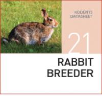 Корм для разведения кроликов Rabbit breeder
