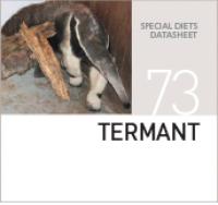 Корм для насекомоядных TERMANT